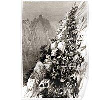 Édouard Riou Voyage stanley ankori boula matara riou 1890 Poster