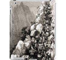 Édouard Riou Voyage stanley ankori boula matara riou 1890 iPad Case/Skin