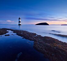 Penmon point at Dawn by Shaun Whiteman