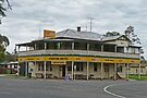 Cooyar Hotel, Queensland, Australia by Margaret  Hyde