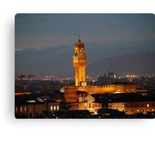 Firenze#1 Canvas Print