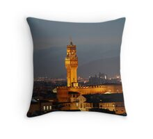 Firenze#1 Throw Pillow