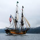 Lady Washington by Charles Hallsted