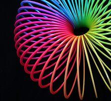 Slinky by leephotoofyork