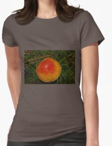 A bright find, Tasmania Womens Fitted T-Shirt