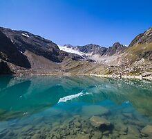Blaue Lacke (2.290m) by Stefan Trenker