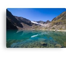 Blaue Lacke (2.290m) Canvas Print