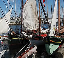 All rafted up by moor2sea