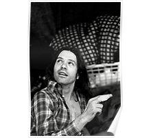 1982 - allmendfest: the commitee member, injured Poster