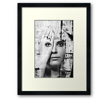I Can See You, Too Framed Print