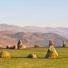 Castlerigg Stone Circle by Jacqueline Wilkinson