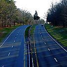 "Sunday Drive on the Merritt by Christine ""Xine"" Segalas"