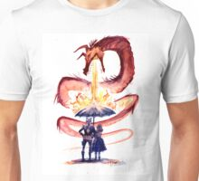 Water & Fire Unisex T-Shirt