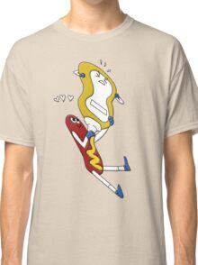 Hot Dog Love Classic T-Shirt