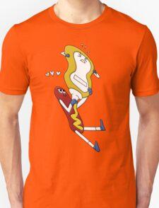 Hot Dog Love Unisex T-Shirt