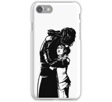 Stronger When You Hold Her iPhone Case/Skin