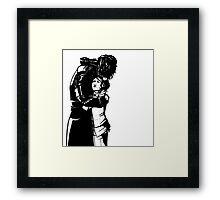 Stronger When You Hold Her Framed Print