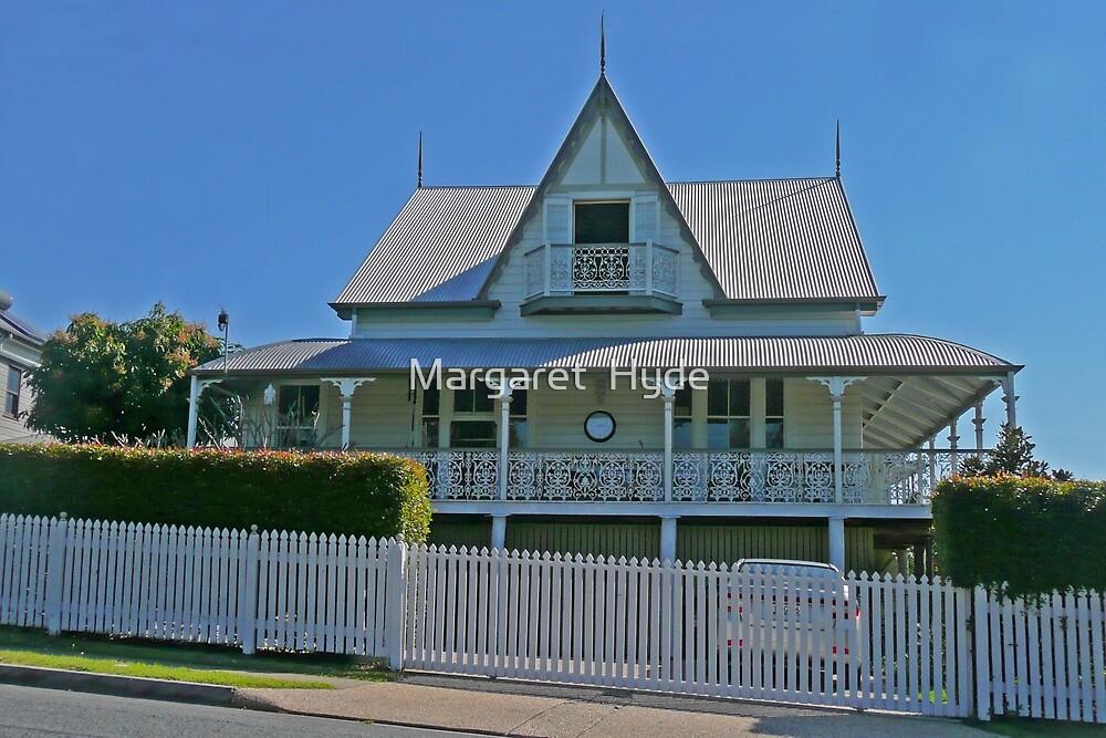 Old Queenslander, Sandgate, Queensland, Australia by Margaret  Hyde