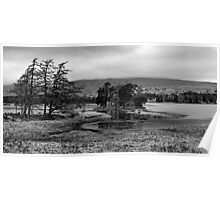 Loch Tulla - Fragmented Forest Poster
