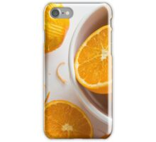 Oranges and lemons iPhone Case/Skin