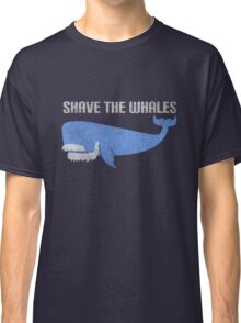 Shave the Whales Classic T-Shirt