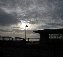 """Depot Silhouette"" by waddleudo"
