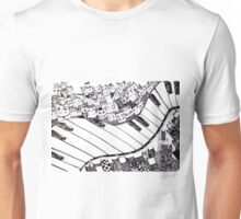Music. Love.  Unisex T-Shirt