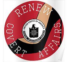 Renew Covert Affairs Poster