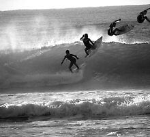 Surf...Surf...Surf...Surf... by Tyhe  Reading