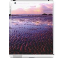 Mud Ripples iPad Case/Skin