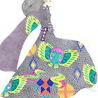 Chonchon Dress by LadyLo