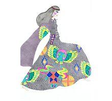 Chonchon Dress Photographic Print