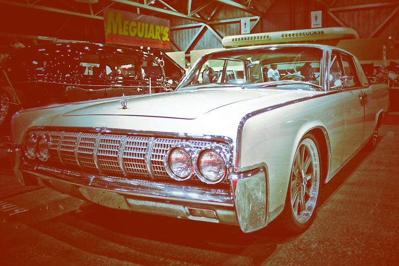 Lincoln Cruiser by Joe McTamney
