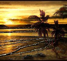Sunrise Shoreline by SGodsey