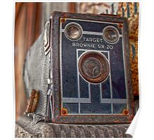 Brownie Camera Poster