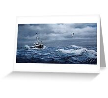 """Overton Bay"" Greeting Card"