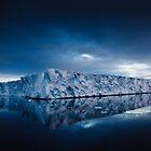 Giant Tabular Iceberg Antarctica by Robert van Koesveld