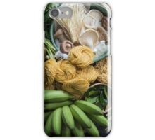 Asian flavours iPhone Case/Skin