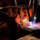 Bending Steel by Bob Wall