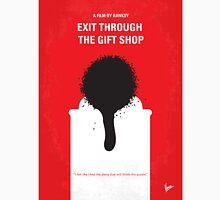 No130 My Exit Through the Gift Shop minimal movie poster Unisex T-Shirt