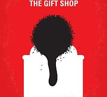 No130 My Exit Through the Gift Shop minimal movie poster by JinYong