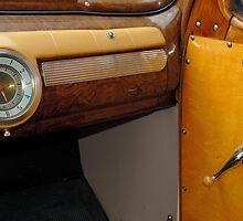 Deluxe Dashboard  by Steve Mezardjian