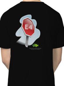 v 3 WWEC logo bible study shirt Classic T-Shirt