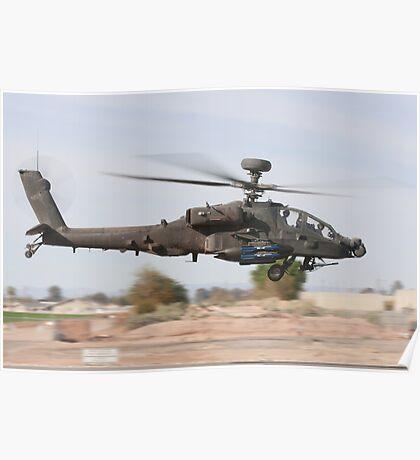 Apache Takeoff Poster