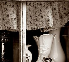 Saturday Window Shopping by Trish Mistric