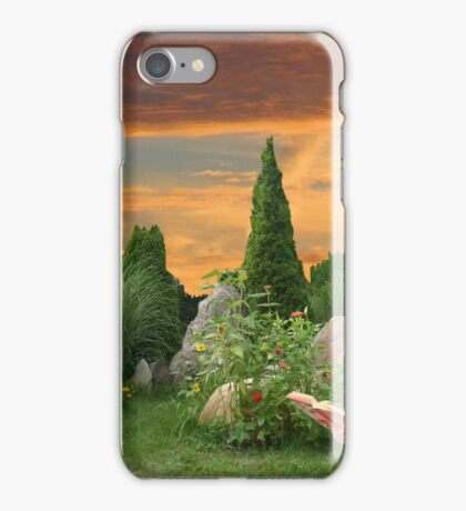 Learning the Light  iPhone Case/Skin