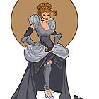 Steampunk Cinderella by Karen  Hallion