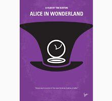 No140 My Alice in Wonderland minimal movie poster Unisex T-Shirt