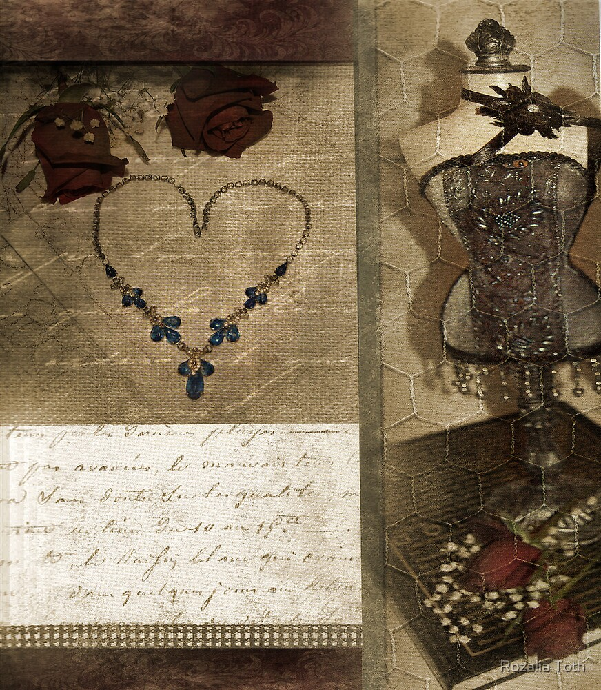 Bits And Pieces Of Love by Rozalia Toth