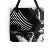 Gilled Tote Bag